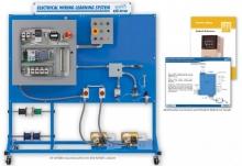 VFD/PLC Wiring Training System
