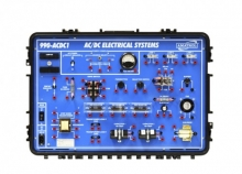 Teaches the fundamentals of AC and DC electrical systems