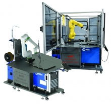 Robotic Welding Education