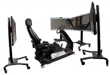Forklift Simulation Training   Simlog