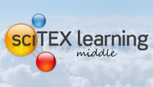 SciTex Online Learning for Middle Schools
