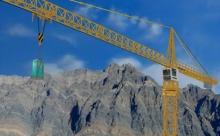 Tower Crane Personal Simulator