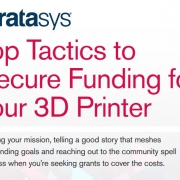 Top Tactics to Secure Funding for your 3D Printer